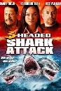 DVD ˹ѧ���� (Master) : 3 Head Shark Attack / ⤵é��� 3 ���ྪ��ҵ 1 �蹨�
